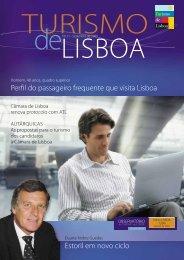 Perfil do passageiro frequente que visita Lisboa Estoril em novo ciclo