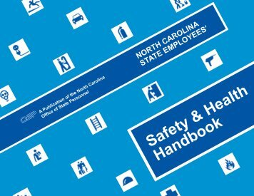Safety & Health handbook - Office of State Personnel
