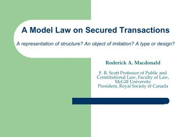 secured transactions essay questions