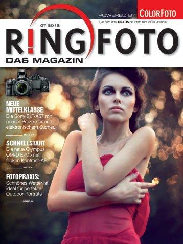 Das magazin - Foto Riede Ltd.