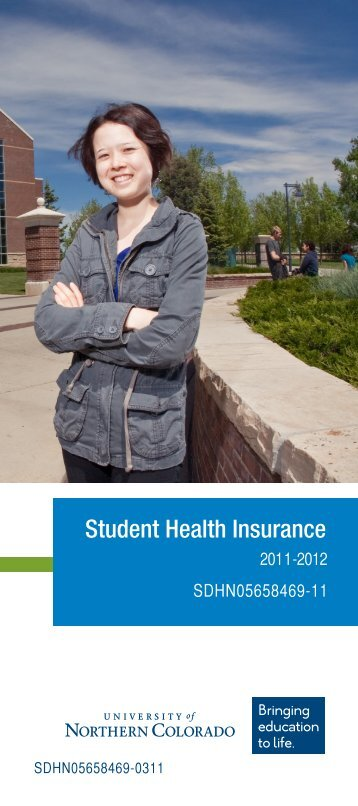 Student Health Insurance - University of Northern Colorado