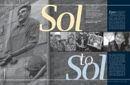 Sol to Sol - University of Northern Colorado