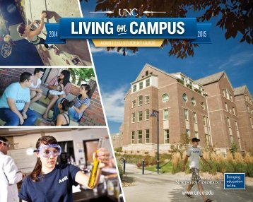 Admitted Student Guide - University of Northern Colorado