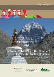 Sustainable Mountain Development In The Hindu Kush ... - Rio+20