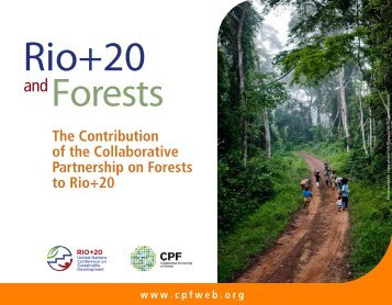 Rio+20 and Forests