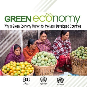 Why a Green Economy Matters for the Least Developed ... - UNEP