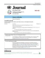 Journal Unit - Rio+20