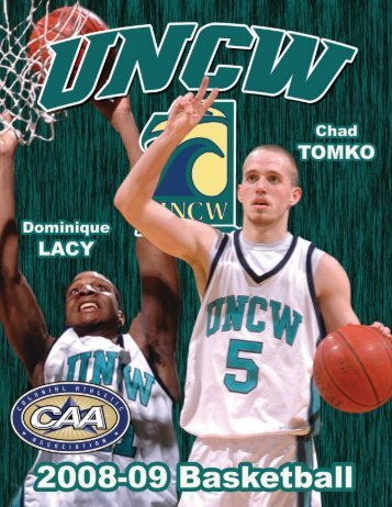 Pages 1-20 - UNC Wilmington Athletics