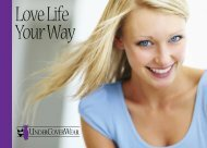 Love Life Your Way - UnderCoverWear