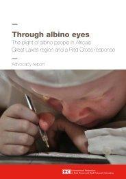 Red Cross Advocacy Report.pdf - Under the Same Sun