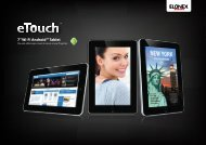 """7"""" Wi-Fi Android™ Tablet - Aedena"""