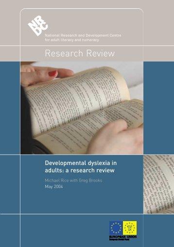 01 NRDC Dyslexia 1-88 update - Texthelp