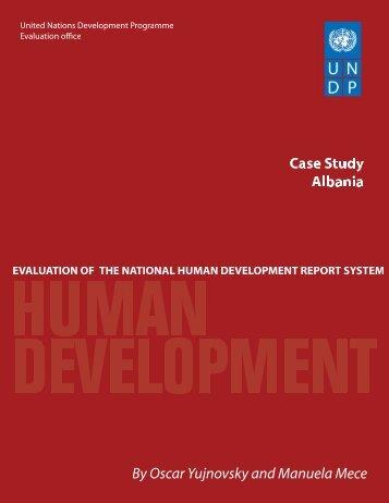 Albania - United Nations Development Programme