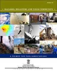 Hazards, Disasters And Your Community - United Nations ...