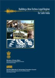 Building a New Techno-Legal Regime for Safer India - National ...
