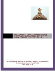 India Country Report 2011 - United Nations Development Programme