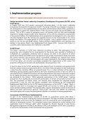 Progress Report Quarter 1 2009 - UNDP Afghanistan - Page 4