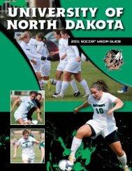 2011 - University of North Dakota Athletics