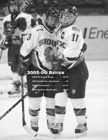 Pages 37-68 - University of North Dakota Athletics