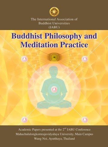 Meditation Practice - United Nations Day of Vesak 2013