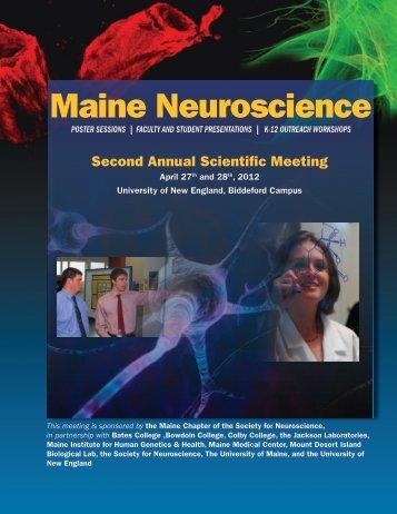 Maine Neuroscience - University of New England