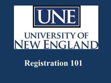 Registration 101 PDF