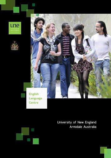 English Language Centre - University of New England