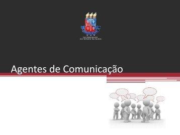 Agentes de Comunicação (ACs) - Uneb