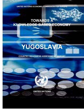YUGOSLAVIA - UNECE