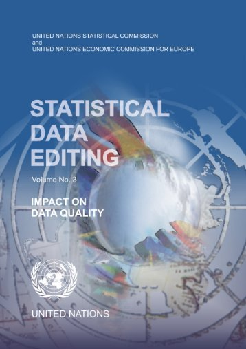 UNITED NATIONS STATISTICAL COMMISSION - UNECE