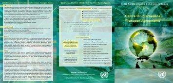 Centre for International Transport Agreements - UNECE