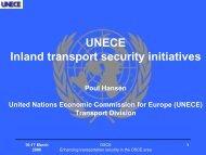 Presentation - UNECE
