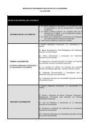 Descargar Estructura General del Programa - UNED