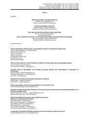 Estilos de Aprendizaje y Actividades Polifásicas: Modelo ... - Uned
