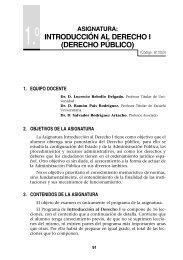 INTRODUCCIÓN AL DERECHO I (DERECHO PÚBLICO) - Uned