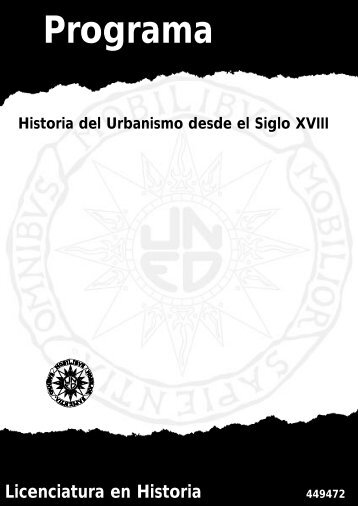 Programa - UNED