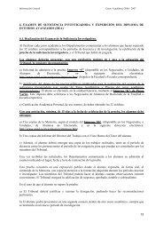 6. EXAMEN DE SUFICIENCIA INVESTIGADORA Y ... - Uned