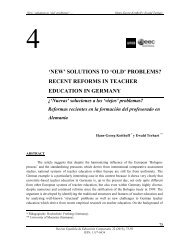 'NEW' SOLUTIONS TO 'OLD' PROBLEMS? RECENT ... - UNED