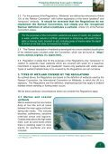"""""""Protecting Waterfowl from Lead in Wetlands"""" - A practical - AEWA - Page 5"""