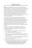 Système d'Information sur la Conservation de la Biodiversité - Page 6