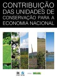 Contribuição das unidades de conservação para a ... - Pnuma