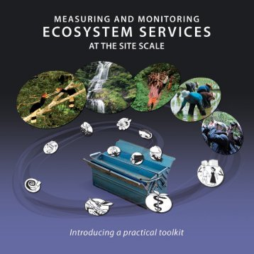 Measuring and monitoring ecosystem services at the site scale.html