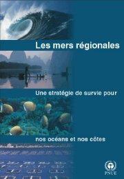 Les mers régionales - UNEP