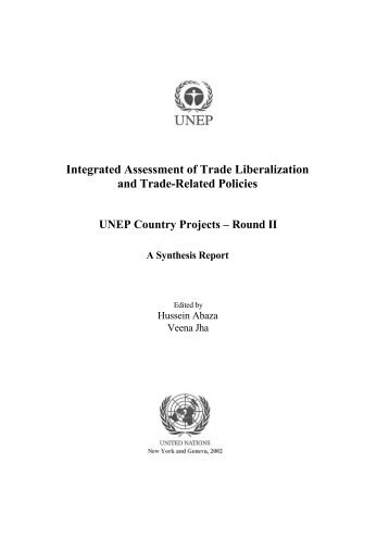 impacts of trade liberalization on nigeria The impact of trade libralization on nigeria manufacturing  this research work will examine in much details the concept of trade liberalization compared with.