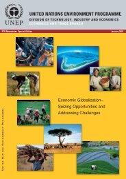 ETB Newsletter - UNEP