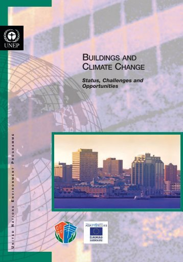 Buildings and Climate Change - DTIE