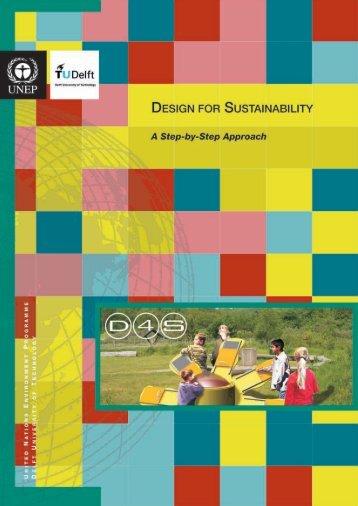 Design for Sustainability - DTIE