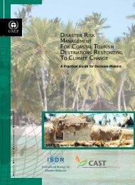 Disaster Risk Management For Coastal Tourism Destinations - DTIE