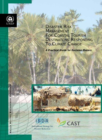 Disaster Risk Management For Coastal Tourism Destinations - DTIE