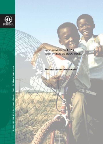 Indicadores de CPS para paises en desarrollo - DTIE